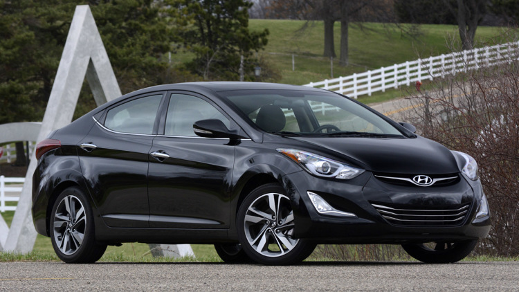 Amazing 01 2014 Hyundai Elantra Review 1